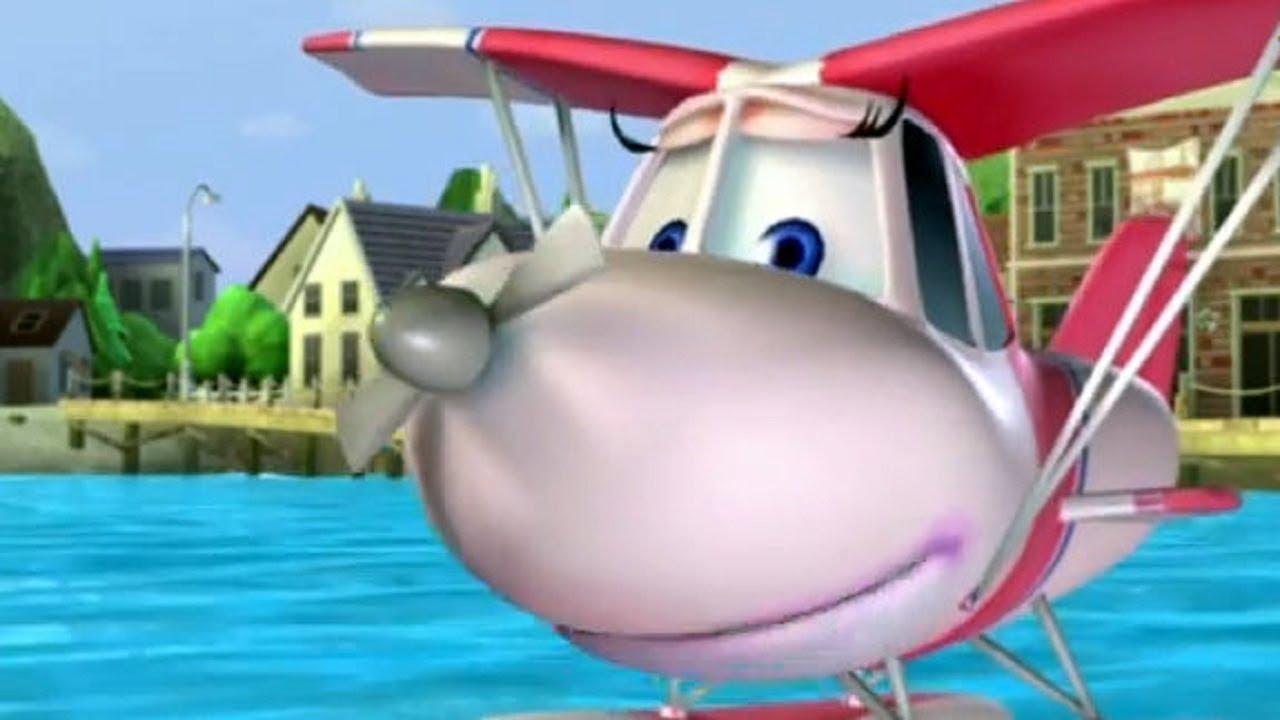 мультики подводная лодка олли