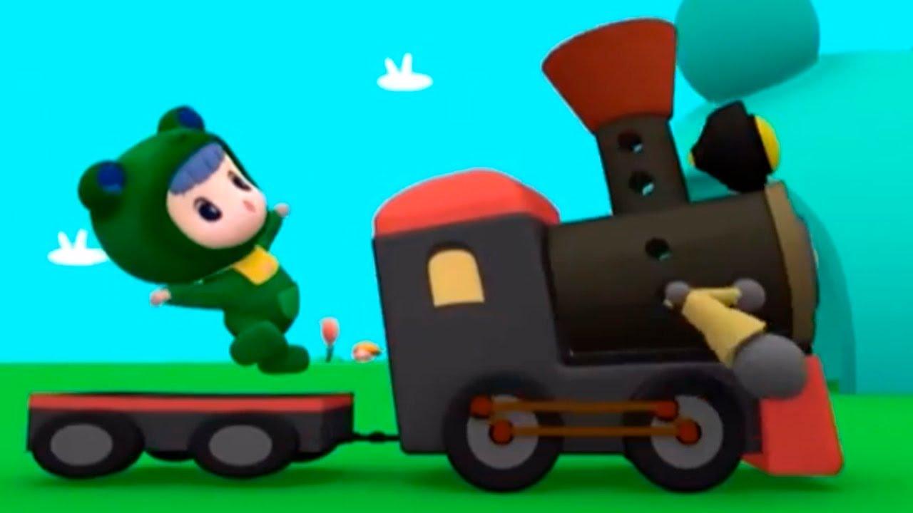 Мультфильмы Аnimated cartoon Для детей Развивающие.